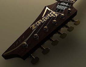 3D model Ibanez RBM10sol