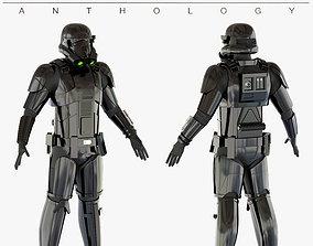 Star Wars Imperial Death Trooper 3D