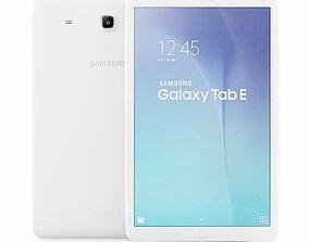 Samsung Galaxy Tab E 9 6 3D model