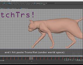 3D model matchTrs
