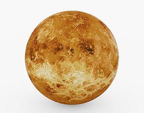 3D asset Planet Venus