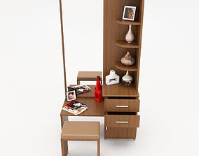 3D Dressing Table 2