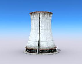 3D model Big Chimney