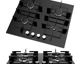 Cooking hobs Bosch PPP616B81E 3D