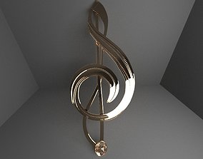 3D print model Jewerly Note