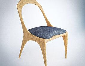 3D model Sharon Chair
