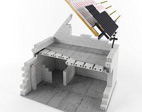 3D Building construction