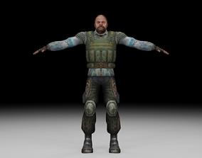 Stalker - Clear Sky Soldier 05 3D model