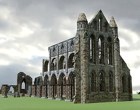 Whitby Abbey 3D
