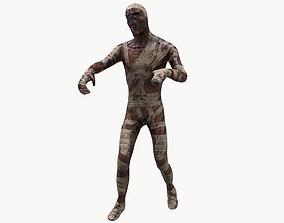 Mummy RIGGED PBR 3D asset