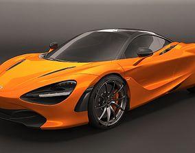 3D McLaren 720S