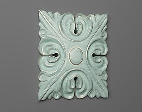 3D print model Rosette