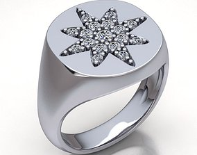Ring model 413 3D