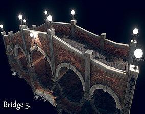 3D model Bridge 5
