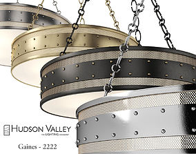 Chandelier Hudson Valley Gaines 2222 3D