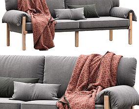 3D model Lita Sofa by Urban Outfitters