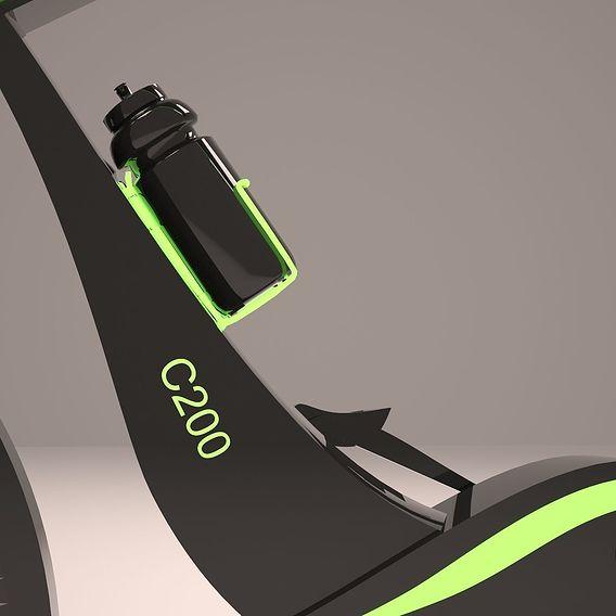 Sport bike design concept