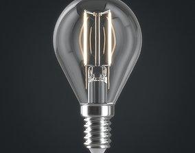 3D Light bulb 05