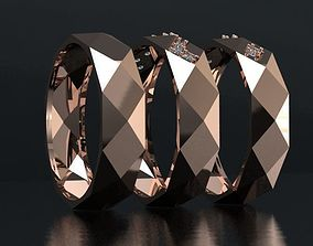 geometry ring 3D printable model