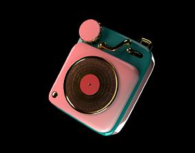 3D asset Xiaomi mini speaker