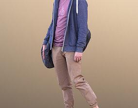 3D model Marcel 10584 - Walking Sport Guy