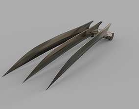 Wolverine Claws printable