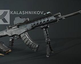 AK ALFA 3D asset