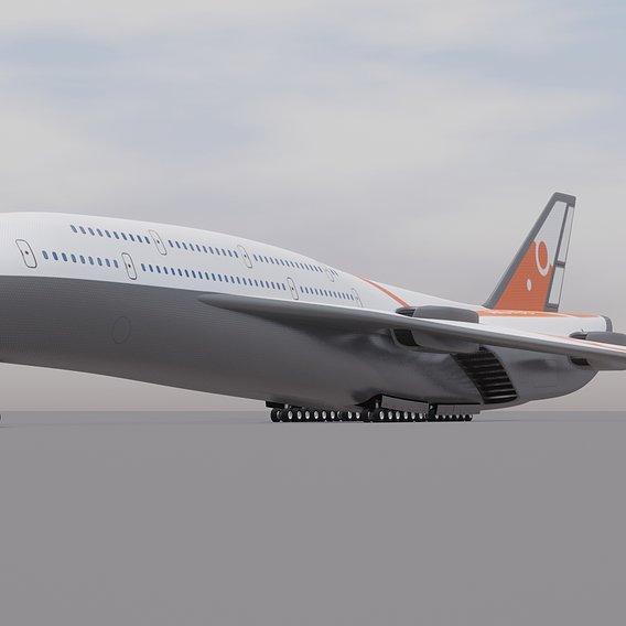 «Aurora» Spaceplane