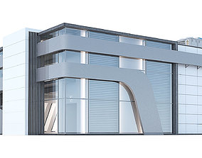 3D model Office Building 3