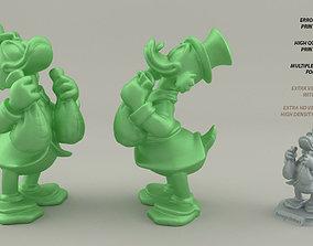 gander Scrooge McDuck 3D print model