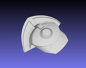 3D printable model Overwatch Brigitte Shoulder 1