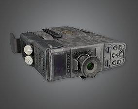 3D asset MLT - Military Target Designator Viewer - PBR 1