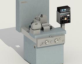 grinding machine 3D
