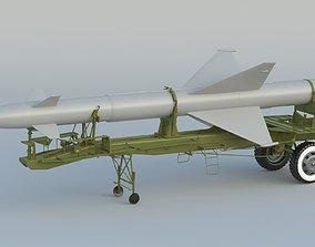 3D model S-25 Berkut SA-1 Guild