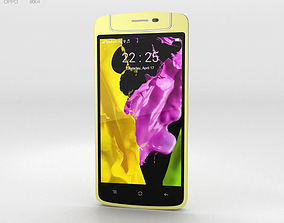 3D Oppo N1 mini Yellow