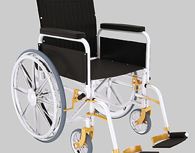 Wheelchair 3D hospital