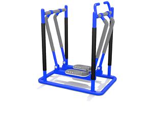 Kid Play Fitness 3D model