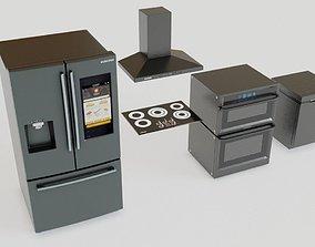 Samsung smart kitchen pack 3D