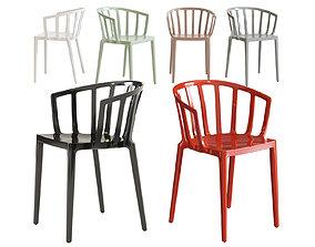 3D Venice chair by Kartell