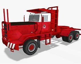 Hayes HDX D-189 RED 3D asset