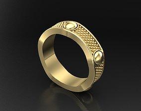 Beauty Ring Damiani 3D Print Model