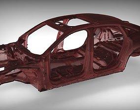 3D print model Automotive Car Body - Body in White
