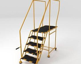 steps 3D Step Ladder