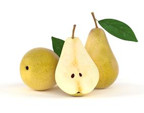pear 3D Pears