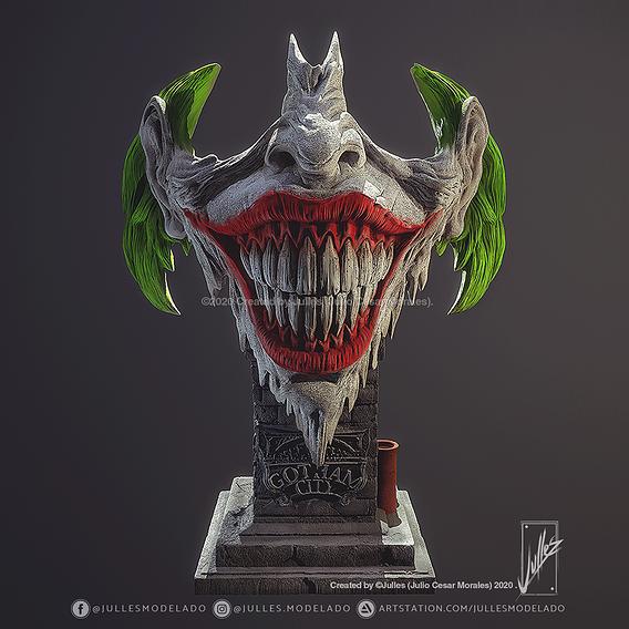 Joker Face V01