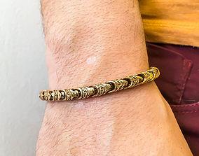 3D printable model Stylish bracelet or necklace