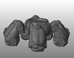 3D printable model CHIBI-TECH SD - HAVOC CHASSIS