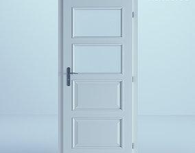 White Door 10 3D model