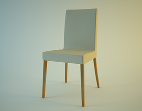 3D model seats Chair