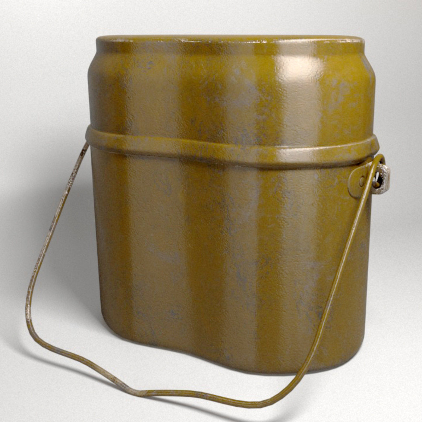 army cauldron